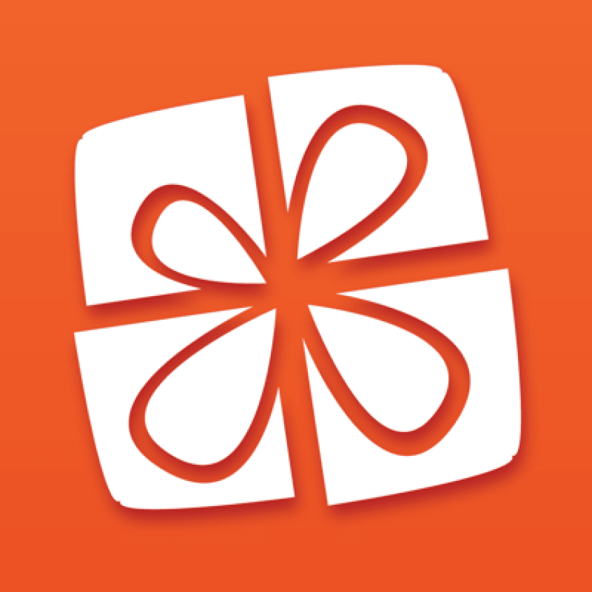The InstaGift brand logo, a partner of Cloverly in offsetting carbon costs from transactions.